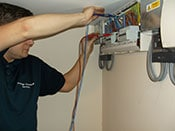 Electrician Cirencester - Mrs Halahan Client review - Prestige Services Electrical, Heating & Plumbing. Electrical Testing